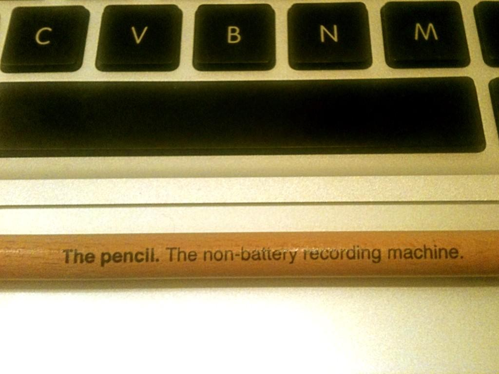 Kalem kayıt makinası