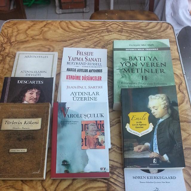 kitaplar felsefe