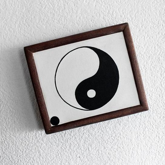 Pejac Yin Yang