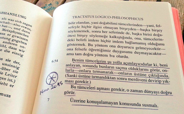 Wittgenstein Tractatus Logico
