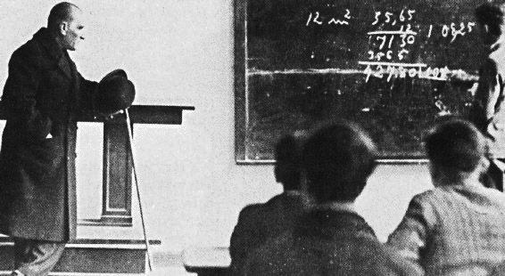 Atatürk matematik geometri