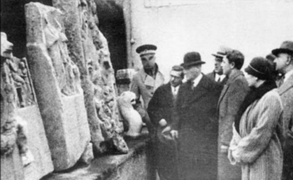 Atatürk müze sanat heykel